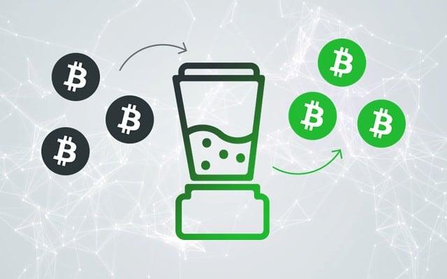 ماهو خلاط البيتكوين (Bitcoin Mixer)